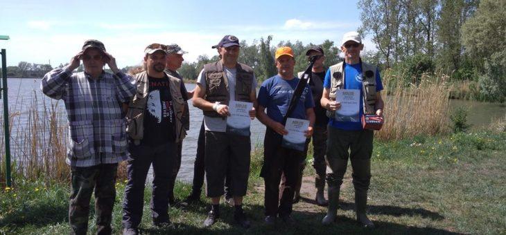 Relacja Spinningowe Mistrzostwa Koła – 1.05.2018 – Radzanów