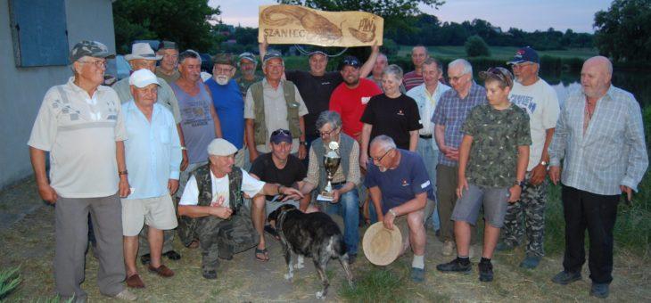 Zawody wędkarskie o Puchar Przewodniczącego Sekcji Szaniec