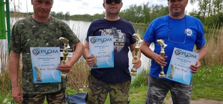 Spławikowe Mistrzostwa Koła – Radzanów
