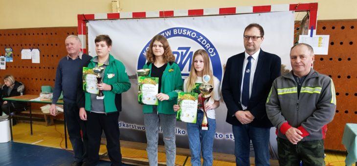Zima 2020 – pierwsze zawody wędkarskie w okręgu kieleckim PZW w 2020 roku.