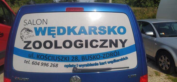 Zawody metodą dowolną III Puchar sklepów Kosterów- 13.09.2020 – Radzanów